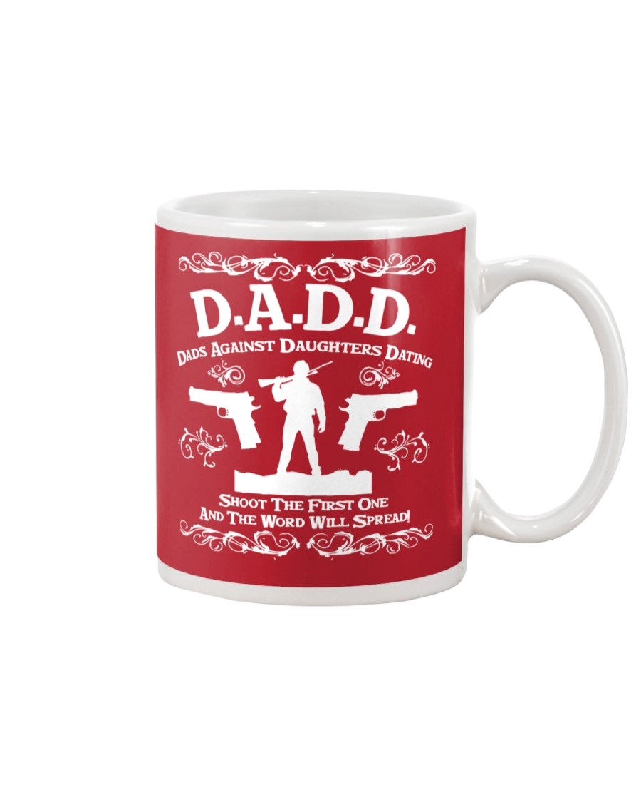 DADD DAD'S AGAINST DAUGHTERS DATING Mug