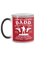 DADD DAD'S AGAINST DAUGHTERS DATING Color Changing Mug color-changing-left