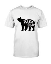 PAPA BEAR Classic T-Shirt thumbnail