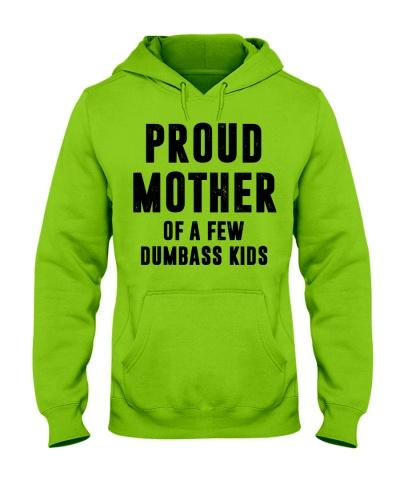 PROUD MOTHER OF A FEW DUMBASS KIDS