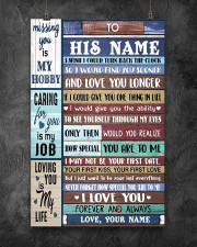 To My Husband From Wife 11x17 Poster aos-poster-portrait-11x17-lifestyle-12