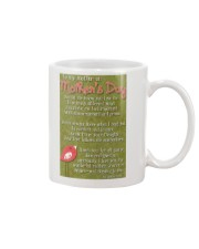 TO MY MOTHER ON MOTHER'S DAY Mug thumbnail