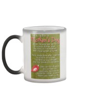 TO MY MOTHER ON MOTHER'S DAY Color Changing Mug color-changing-left