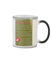 TO MY MOTHER ON MOTHER'S DAY Color Changing Mug color-changing-right