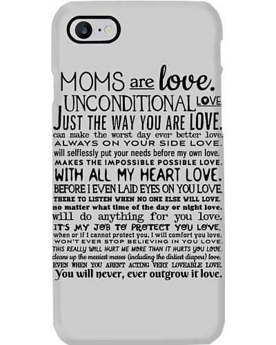 MOM ARE LOVE