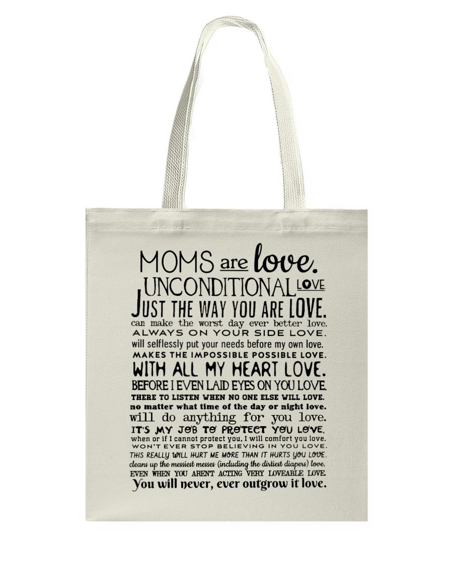 MOM ARE LOVE Tote Bag
