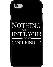 NOTHING UNTIL YOUR  Phone Case i-phone-7-case