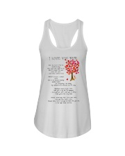I LOVE YOU MUM Ladies Flowy Tank thumbnail