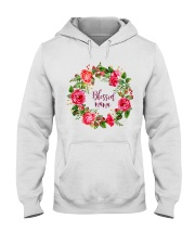 BLESSED MAMA Hooded Sweatshirt thumbnail