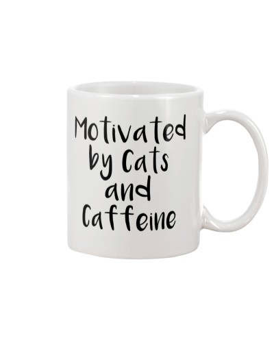 MOTIVATED BY CATS AND CATTEINE