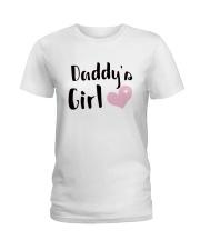DADDY'S GIRL Ladies T-Shirt thumbnail