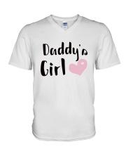 DADDY'S GIRL V-Neck T-Shirt thumbnail
