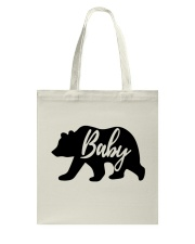 BABY Tote Bag front