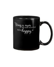 BEING A MOM Mug thumbnail