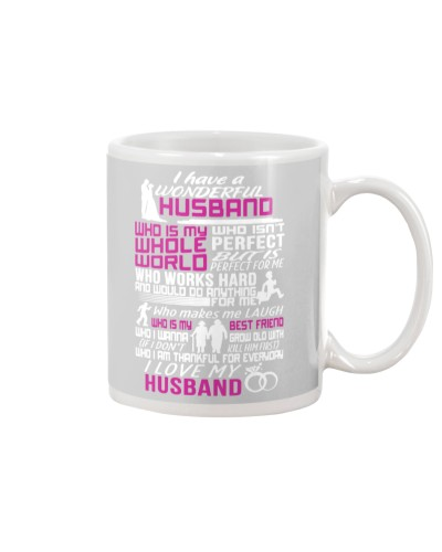I HAVE A WONDERFUL HUSBAND