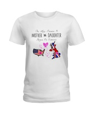 MOTHER AND DAUGHTER Ladies T-Shirt thumbnail
