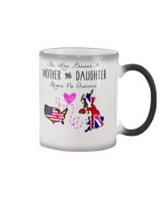 MOTHER AND DAUGHTER Color Changing Mug thumbnail