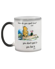 HOW DO YOU SPELL LOVE Color Changing Mug color-changing-left
