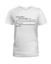 UNICORN MOM Ladies T-Shirt thumbnail