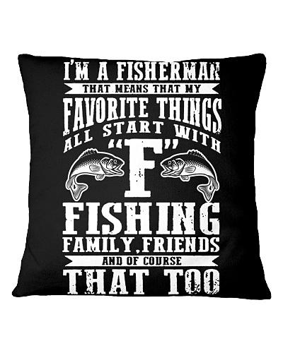 I AM A FISHERMAN