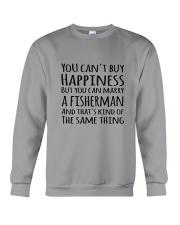 FISHING HAPPINESS Crewneck Sweatshirt thumbnail