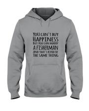 FISHING HAPPINESS Hooded Sweatshirt thumbnail