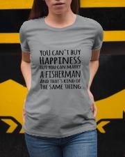 FISHING HAPPINESS Ladies T-Shirt apparel-ladies-t-shirt-lifestyle-04