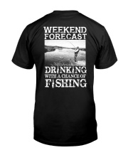 WEEKEND FORECAST Premium Fit Mens Tee thumbnail