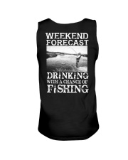 WEEKEND FORECAST Unisex Tank thumbnail