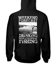 WEEKEND FORECAST Hooded Sweatshirt thumbnail
