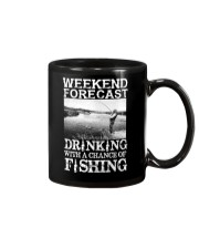 WEEKEND FORECAST Mug thumbnail
