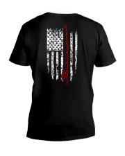 AMERICAN FISHING V-Neck T-Shirt thumbnail