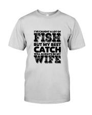 FISHING WIFE Premium Fit Mens Tee thumbnail