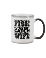 FISHING WIFE Color Changing Mug thumbnail