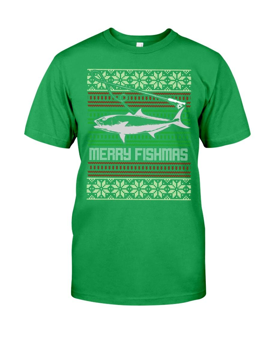 MERRY FISHMAS Classic T-Shirt