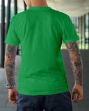 MERRY FISHMAS Classic T-Shirt lifestyle-mens-crewneck-back-3