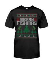 MERRY FISHMAS Classic T-Shirt thumbnail