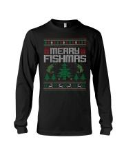 MERRY FISHMAS Long Sleeve Tee thumbnail