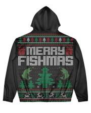 MERRY FISHMAS Men's All Over Print Hoodie tile