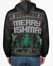 MERRY FISHMAS Men's All Over Print Full Zip Hoodie aos-complex-men-zip-hoodie-lifestyle-back-01