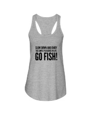 FISHING PLEASURES Ladies Flowy Tank thumbnail