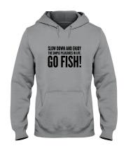 FISHING PLEASURES Hooded Sweatshirt thumbnail