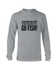FISHING PLEASURES Long Sleeve Tee thumbnail