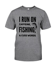 FISHING RUN Classic T-Shirt thumbnail