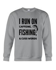 FISHING RUN Crewneck Sweatshirt thumbnail
