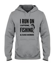 FISHING RUN Hooded Sweatshirt thumbnail