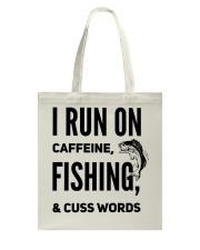 FISHING RUN Tote Bag thumbnail