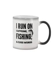 FISHING RUN Color Changing Mug thumbnail