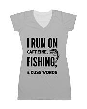 FISHING RUN All-over Dress thumbnail