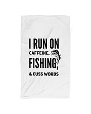FISHING RUN Hand Towel thumbnail